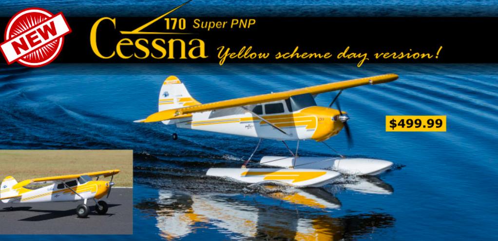 Flex Innovations Cessna 170 - Fibertech 'n More